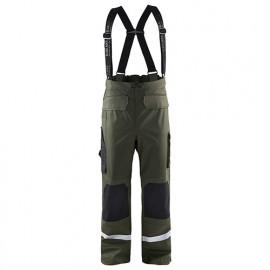 Pantalon de pluie niveau 2 - 4600 Vert armée - Blaklader