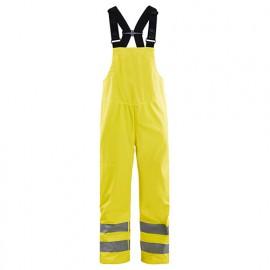 Pantalon pluie - 3300 Jaune fluo - Blaklader