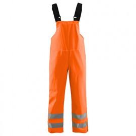 Cotte de pluie haute-visibilité niveau 3 - 5300 Orange fluo - Blaklader