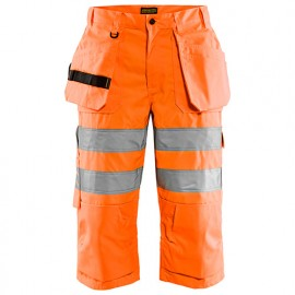 Pantalon pirate Haute-Visibilité - 5300 Orange fluo - Blaklader