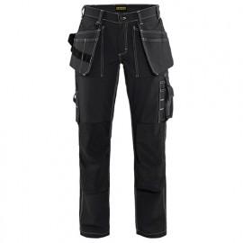 Pantalon artisan femme - 9900 Noir - Blaklader