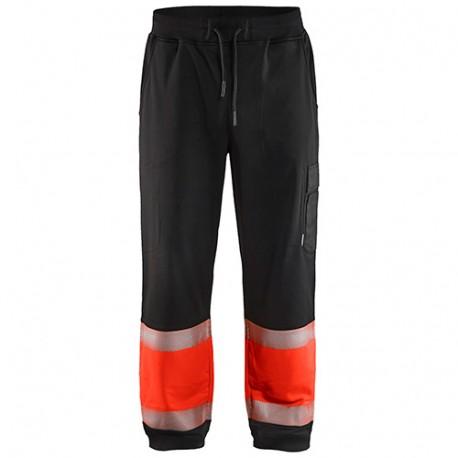 Jogging haute-visibilité - 9955 Noir/Rouge fluo - Blaklader