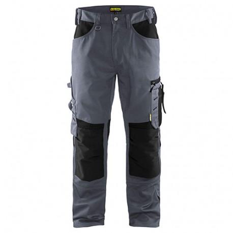 Pantalon artisan sans poches flottantes - 9499 Gris/Noir - Blaklader