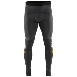 Bas de sous-vêtement XLIGHT - 9835 Gris Foncé/Jaune - Blaklader