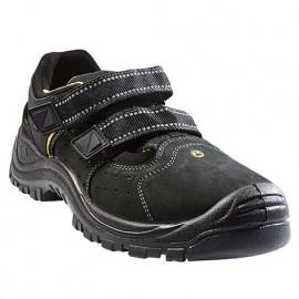 Sandales de sécurité S1P - 9997 Noir/Gris Foncé - Blaklader