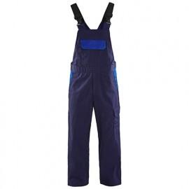 Cotte à brettelles Industrie - 8985 Marine/Bleu Roi - Blaklader