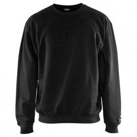 Sweat-shirt retardant-flamme ignifugé - 9900 Noir - Blaklader