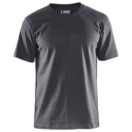 T-shirt - 9800 Gris Foncé - Blaklader