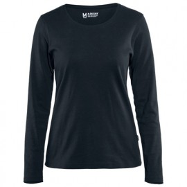 T-shirt manches longues femme - 8600 Marine foncé - Blaklader