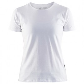 T-Shirt femme - 1000 Blanc - Blaklader