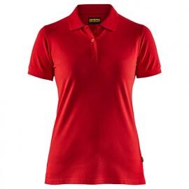 Polo femme - 5600 Rouge - Blaklader