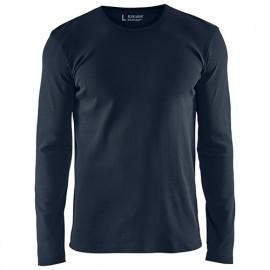 T-Shirt manches longues - 8600 Marine foncé - Blaklader