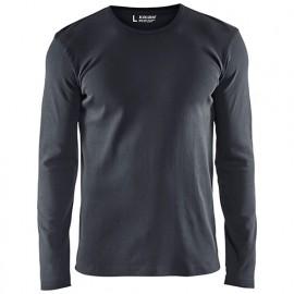 T-Shirt manches longues - 9800 Gris Foncé - Blaklader