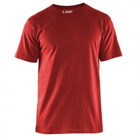 T-Shirts pack x 5 - 5600 Rouge - Blaklader