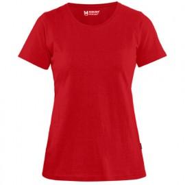 T-shirt femme - 5600 Rouge - Blaklader