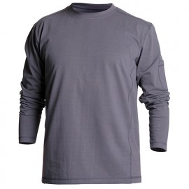 T-shirt manches longues col rond - 9400 Gris - Blaklader