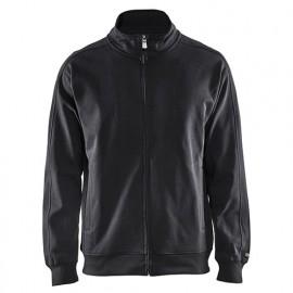 Sweat zippé - 9900 Noir - Blaklader