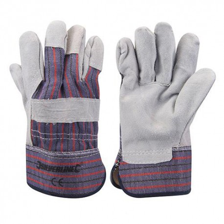 Gants de dockers Expert Large - 633501 - Silverline