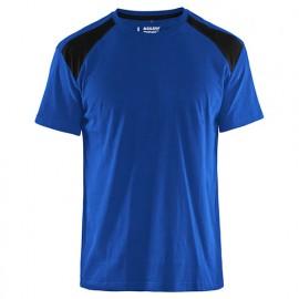 T-shirt - 8599 Bleu roi/Noir - Blaklader