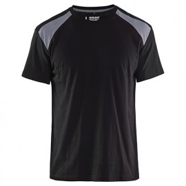 T-shirt - 9994 Noir/Gris - Blaklader