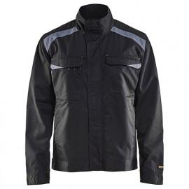 Veste Industrie - 9994 Noir/Gris - Blaklader