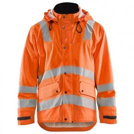 Veste de pluie niveau 2 - 5300 Orange fluo - Blaklader