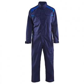 Combinaison Industrie manches longues - 8985 Marine/Bleu Roi - Blaklader
