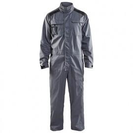 Combinaison Industrie manches longues - 9499 Gris/Noir - Blaklader
