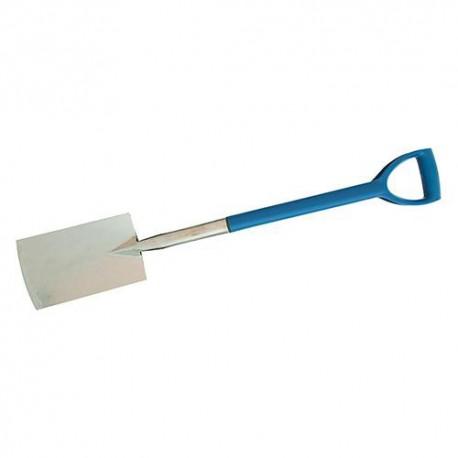 Bêche en acier inoxydable 1 000 mm - 633710 - Silverline