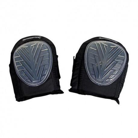 Genouillères de protection à coussinets de gel Taille unique - 633711 - Silverline