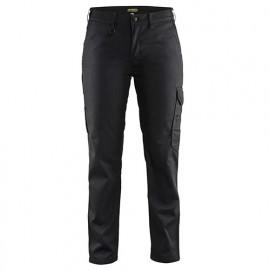 Pantalon industrie femme - 9900 Noir - Blaklader