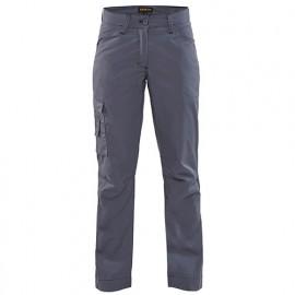 Pantalon industrie poly-recyclé femme - 9400 Gris - Blaklader