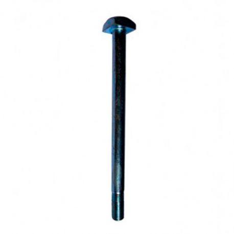 Boulon charpente bois tête carrée 14 x 140 mm Zingué - Boite de 50 pcs - Diamwood BC1414002B