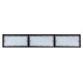 Suspension linéaire Dimmable modulable LED 150W AC90 305V Driver Meanwell - 16 500Lm. 6 000K. IP65 - 3017 - Fox Light