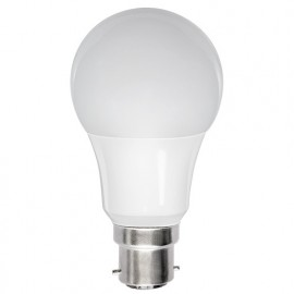Ampoule LED SMD-S11 A60 B22 9W 230V - 60W 3000K 810Lm - 600380 - Fox Light