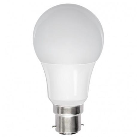 3 ampoules LED SMD-S11 A60 B22 9W 230V - 60W 3000K 810Lm - 599288 - Fox Light