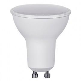 3 ampoules LED-S11 SMD Réflecteur GU10 5W 110° - 42W 4000K 400Lm - 2021 - Fox Light