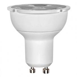 Ampoule LED-S11 SMD GU10 dimmable (compatible avec variateur) 5,5W 120° - 32W 3000K 350Lm - 600113 - Fox Light