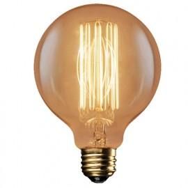 Ampoule décorative vintage G95 F2-17 40W E27 - 599240 - Fox Light