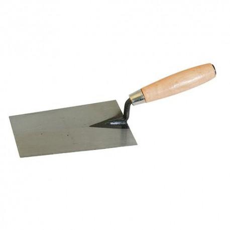 Truelle carrée L. 180 mm - 656606 - Silverline