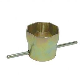 Clé à oeil plate pour chaudière électrique - 663741 - Silverline