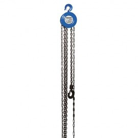 Palan à main à chaîne 3000kg / hauteur levage 3 M - 675191 - Silverline