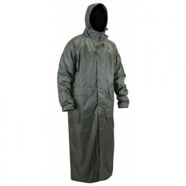 Manteau de pluie enduction PVC imperméable - Gamme Medium Pluie - BLIZZARD - KAKI FONCE - 2094 - LMA Lebeurre