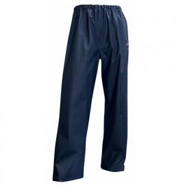 Pantalon de pluie en semi PU imperméable EN 343 et EN 13688 - Gamme Top Pluie - TONNERRE - MARINE - 1252 - LMA Lebeurre