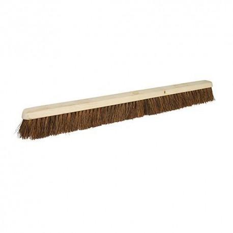 Balai poils raides en fibre de palmyre 254 mm - 675238 - Silverline