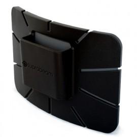 Clip adhesif de casque de chantier (sans fente) Spécial accessoires - CLIP2 - 950.082 - Suprabeam
