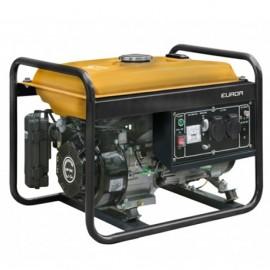 Groupe électrogène thermique AVR 2000W 2 x 230 V moteur essence 4 temps 3500W - GE2501 - 441635 - Eurom