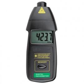 Tachymètre digital à visée laser. Sans Contact - 22234 - D-Work