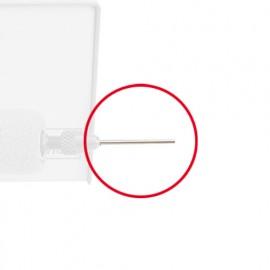 Lot de 10 électrodes de rechange D. 1,5mm pour graveur à arc - G3001P1 - D-Work
