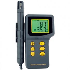 Hygromètre thermomètre avec sonde séparé - HT60001 - D-Work